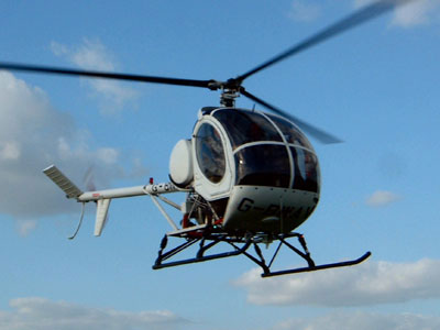 90 Minute Helicopter Experience  S300  Advance Helicopters