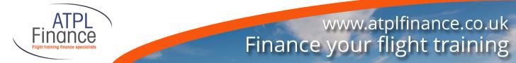 ATPL Finance Banner