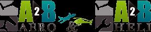 A2B Heli Logo
