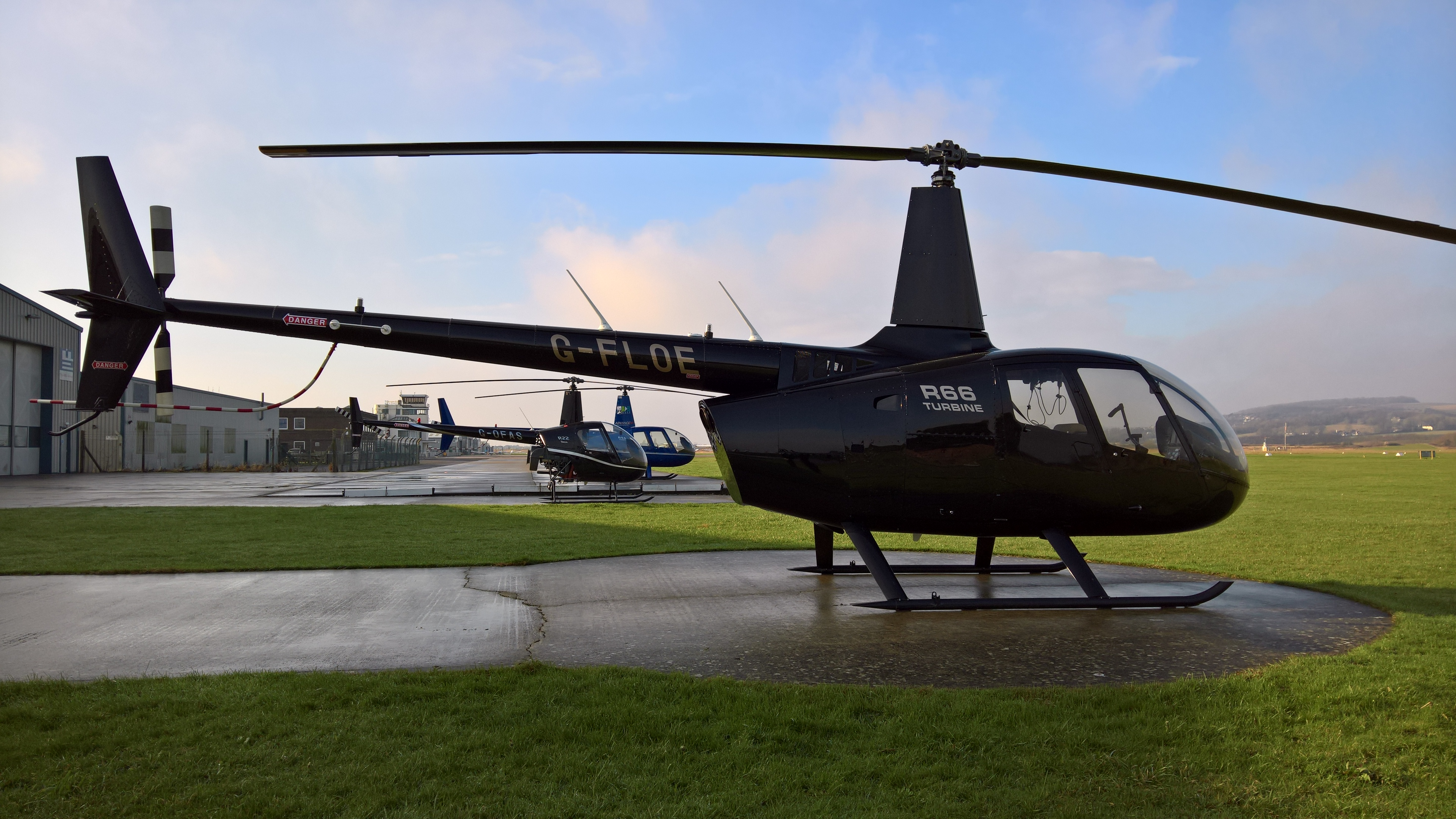 45 Minute Helicopter Experience - R66