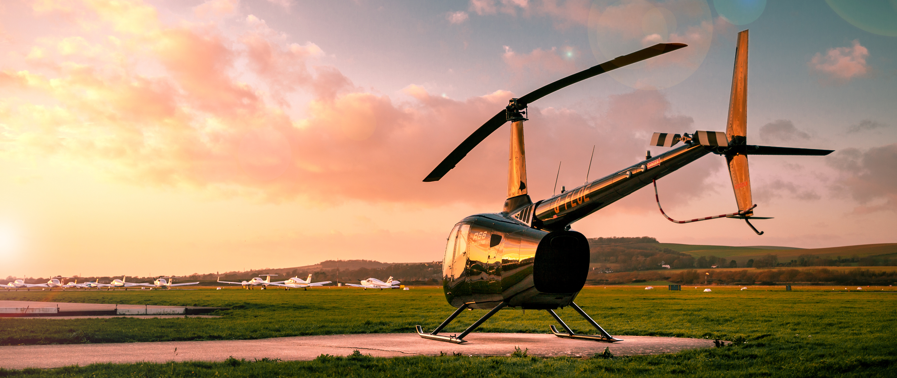 Robinson R66 at Advance Helicopters